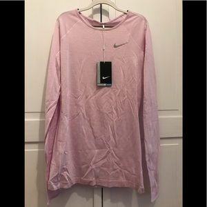 Nike golf shirt 100% wool XS
